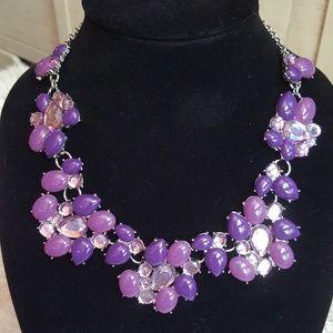 Purple Hues White House Black Market Necklace